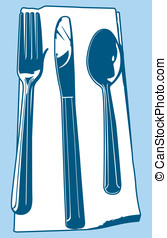 Fork Knife Spoon