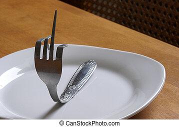 Fork You Expression