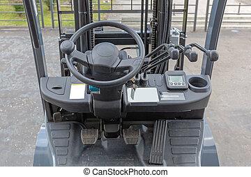 Forklift Cabin
