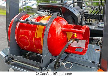 Forklift Gas Bottle
