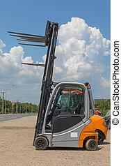 Forklift Truck Cabin