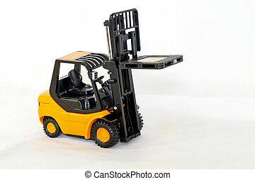 Forklift vehicle