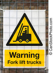 Forklift Warning