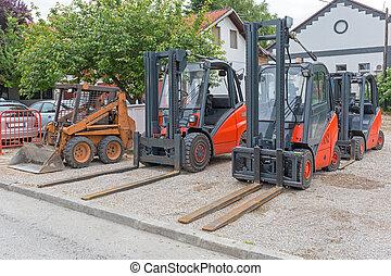 Forklifts Trucks