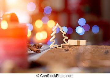 forma albero christmas