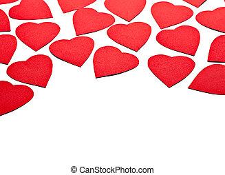 forma coração, amor