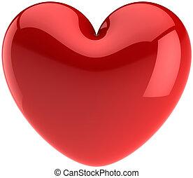 forma coração, caramelo