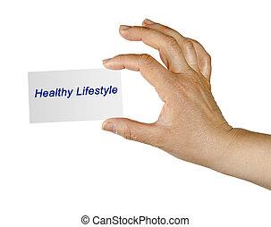 forma de vida sana