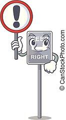 forma, derecho, señal, retener, mascota