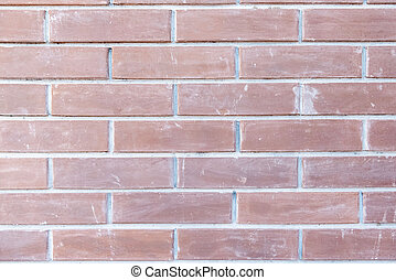 forma, fondo, mattone, copia, parete, spazio