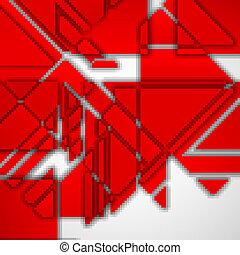 forma geométrica, ilustración