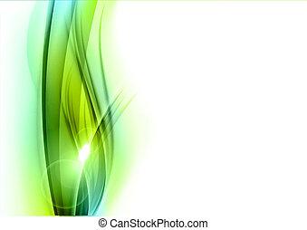 forma, verde