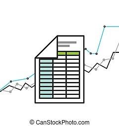 Formaat,  Document, digitale, bestand, pictogram
