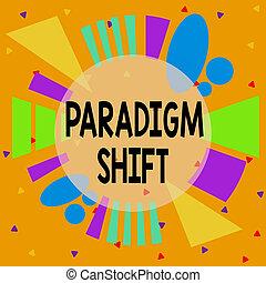 formado, enfoque, underlying, fundamental, patrón, cambio, ...