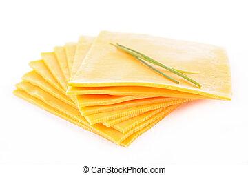 formaggio affettato