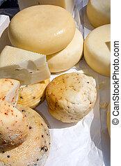formaggio, generi