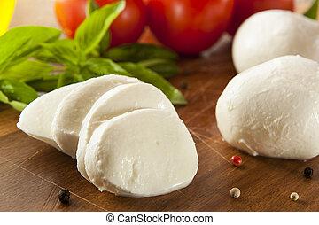 formaggio, organico,  mozzarella, casalingo