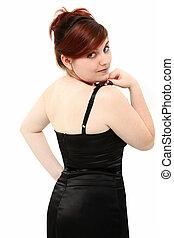 Formal Dress Teenager
