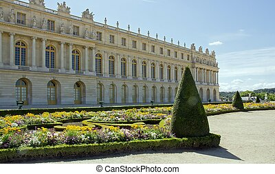 Formal garden, Palace of Versailles