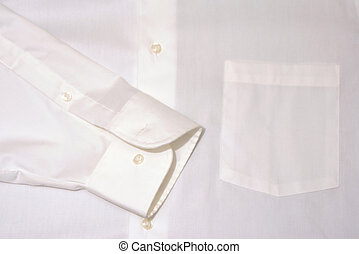 formal shirt - white shirt background or wallpaper with...