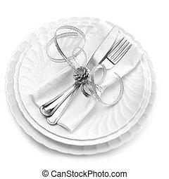 formalny, obiad