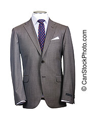 formalny, pojęcie, fason, garnitur