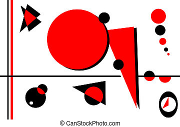 formas, constructivism, clásico