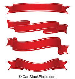 formas, de, cintas