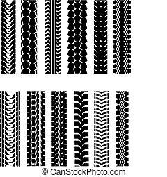 formas, pneu