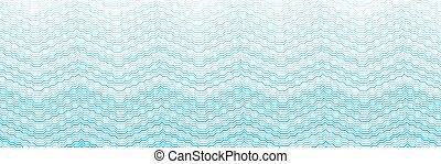 format, zigzag, modèle, rectangulaire, onduler, lignes, conception, texture, ondulé, enchevêtrement, élément, fond, large