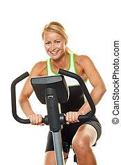 formation, femme, endurance
