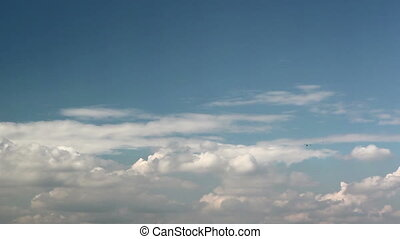 Formation of Cumulonimbus clouds the overall plan
