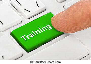 formation, ordinateur cahier, clã©, clavier