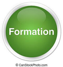 Formation premium soft green round button