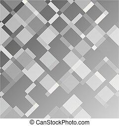 forme abstraite, géométrique, vecteur, fond