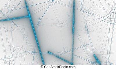forme géométrique, 3d
