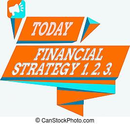 forme, graphique, résumé, financier, formation, signe, business, perspicacités, photo, projection, context, 1, 2., construire, megaphone., horizontal, 3.., texte, conceptuel, contour, quadrangulaire, stratégie