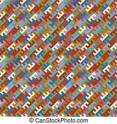 forme, modello, geometrico