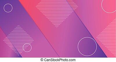 forme, résumé, fond, géométrique