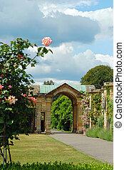 formel, château, jardin, arundel