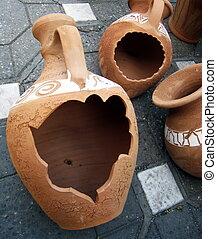 formen, (2), tonerde