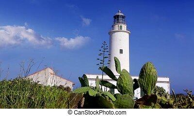Formentera Mola lighthouse island - Formentera La Mola...