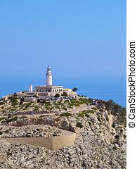 Formentor Lighthouse on Majorca