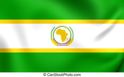 Former Flag of the African Union
