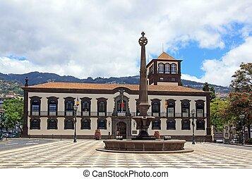 former mayor of Funchal Madeira