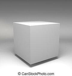 formes, géométrique, 3d, illustration, fondamental