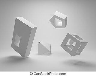 formes, résumé