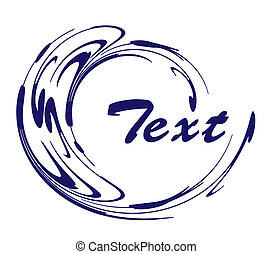 formge grundämne, text, abstrakt