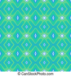 formulários, padrão, geomã©´ricas, verde mint
