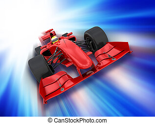 formula, automobile
